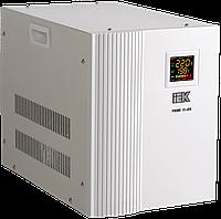 Стабілізатор напруги переносний Prime 10 кВА симіст. перен. IEK