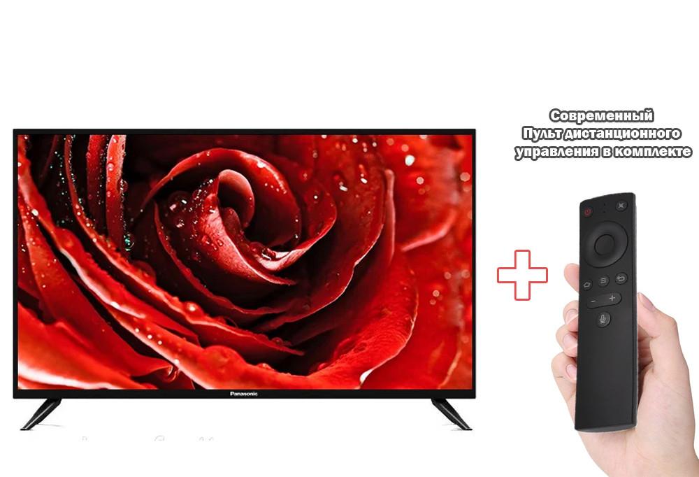 "Телевизор с пультом Panasonic 34""  Full HD Smart-Tv!  (DVB-T2+DVB-С, Android 4.4)"