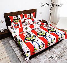Полуторное постельное белье Тет-А-Тет НК-146 (эконом)