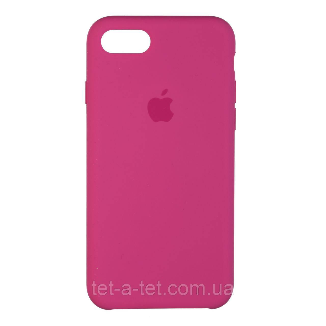 Чехол Silicone Case Original for Apple iPhone 7/8/SE 2020 (HC) - Dragon Fruit