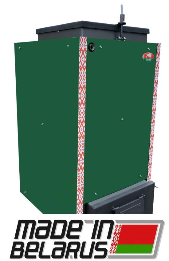 Білоруський шахтний котел Холмова Zubr-Termo - 15 кВт. Сталь 5 мм!