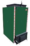 Білоруський шахтний котел Холмова Zubr-Termo - 15 кВт. Сталь 5 мм!, фото 7