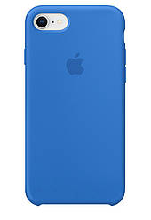 Чохол Silicone Case Original for Apple iPhone 7/8/SE 2020 (HC) - Denim Blue