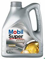 Моторне масло Mobil Super 3000 X1 5W-40 4л