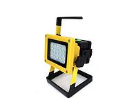 Переносной портативный светодиодный прожектор LED Flood Light Outdoor 30W, фото 1