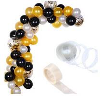 Комплект шаров для арки ( 100 шт ) 017