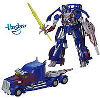 Трансформер Оптимус Прайм 25СМ - Optimus Prime, TF4, Leader, Hasbro