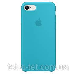 Чохол Silicone Case Original for Apple iPhone 7/8/SE 2020 (HC) - Light Blue
