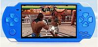 Портативная игровая приставка консоль PSP Х6 9999 ИГР!!! Синий, фото 1
