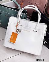 Жіноча шкіряна сумка біла ТОП продажів Жіночі сумки шкіряні білі df265f, фото 1