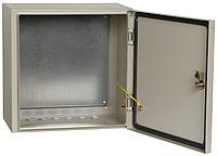 Корпус метал. ЩМП-4.4.2-0 У2 400х400х250 IP54