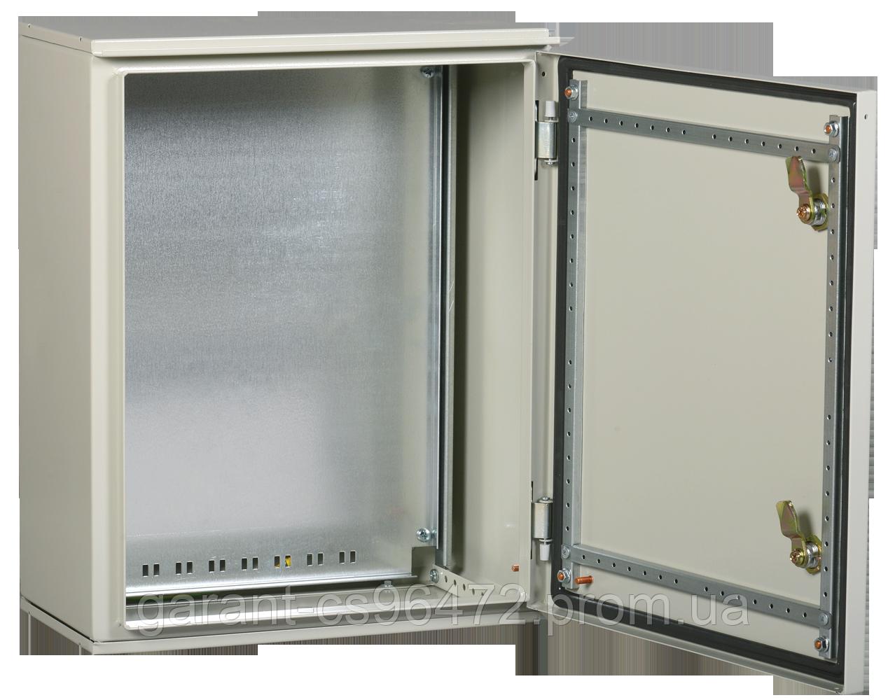 Корпус метал. ЩМП-2-0 У1 GARANT 500х400х220 IP65