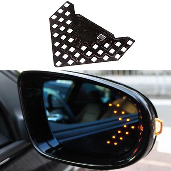 LED повторитель поворота бокового зеркала