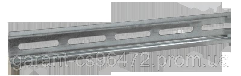 DIN-рейка 30см оцинкована IEK