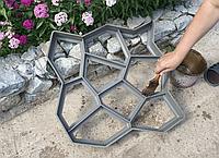 Форма для відливання садових доріжок, фото 1