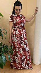 Сукня святкова жіноча легка в стандартних і повномірних розмірах
