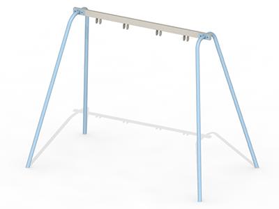 Качели металлические Kinderboom  B50, фото 2