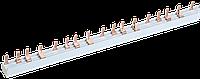 Шина з'єднання єднувальна PIN (штир) 4Р 63А довж. 1м IEK
