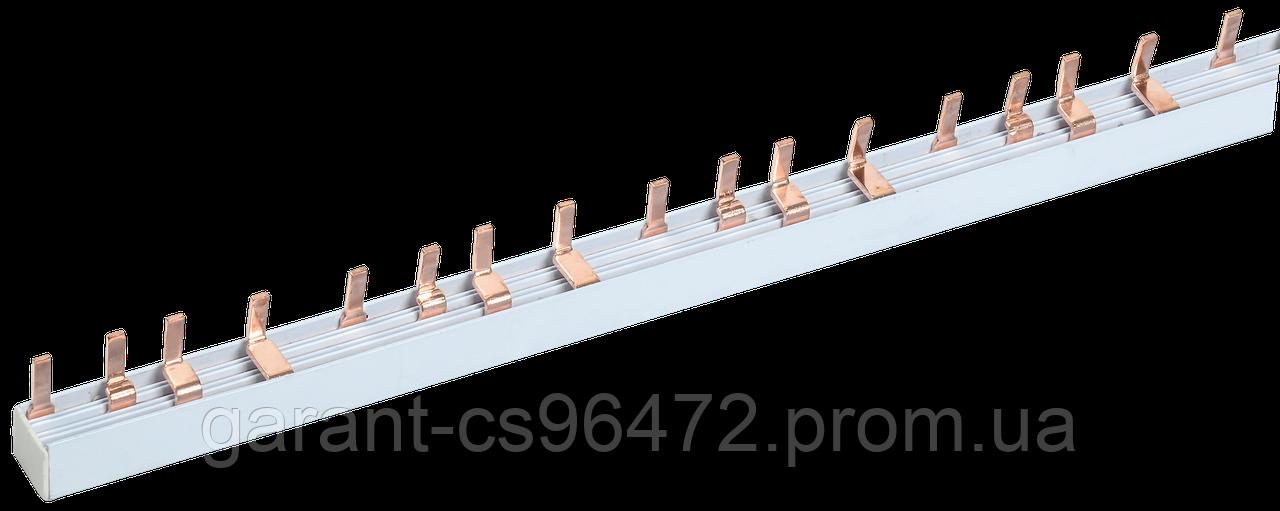 Шина з'єднання єднувальна PIN (штир) 4Р 100А довж. 1м IEK