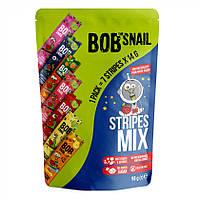 Ассорти натуральных конфет-страйп Bob Snail (Боб Снейл), 98 г