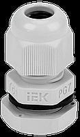 Сальник PG 7 діаметр провідника 5-6мм IP54 IEK
