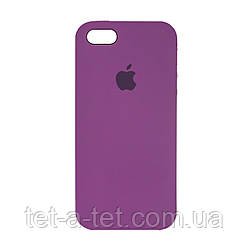 Чохол Silicone Case Original for Apple iPhone 7/8/SE 2020 (HC) - Purple