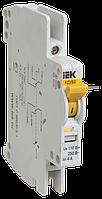 Контакти додаткові універсальні КДУ60 на DIN-рейку IEK