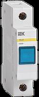Сигнальна лампа ЛС-47 (синя) (неон) IEK