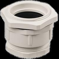 Сальник PGL 11 діаметр провідника 6-7мм IP54 IEK