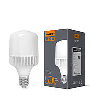 Світлодіодна LED лампа A118 50W Е40 5000К Videx, 24310