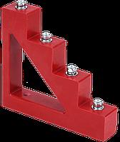 Ізолятор ступінчатий ИС4-40 М8 силовий з болтом IEK
