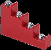Ізолятор ступінчатий ИС4-20 М6 силовий з болтом IEK