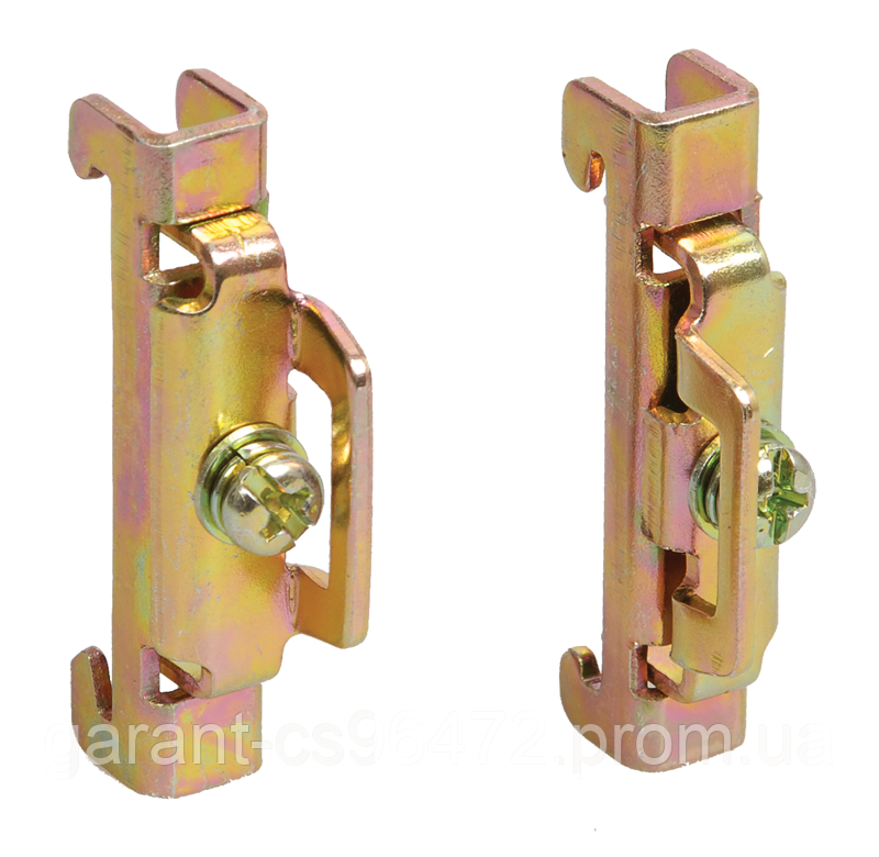 Обмежувач на DIN-рейку (метал.) IEK
