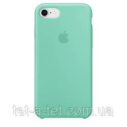 Чохол Silicone Case Original for Apple iPhone 7/8/SE 2020 (HC) - Sea Blue