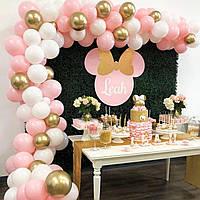 Комплект шаров для арки ( 112 шт ) 026