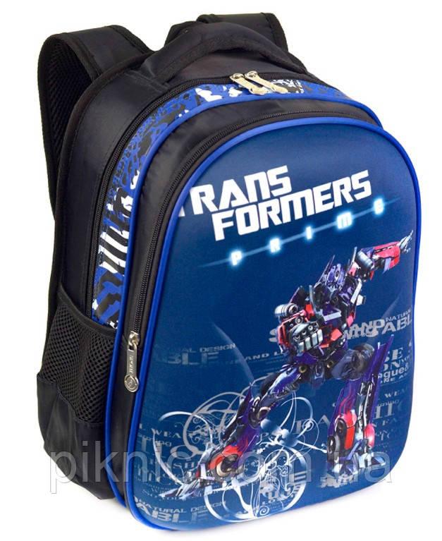 Школьный рюкзак Трансформер 1, 2, 3 класс для мальчика. Портфель ранец ортопедический полу каркасный