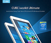 Планшет Cube iwork8 Ultimate Intel X5 Z8300 2/32GB Windows 10