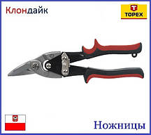 Ножницы по металлу TOPEX 01A426