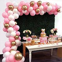 Комплект шаров для арки ( 112 шт ) 027