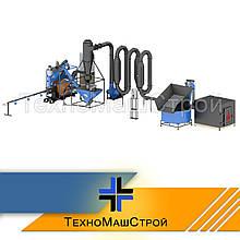 """Ударный пресс для брикетов """"Ecopress"""" с аэродинамическим осушителем СА-400"""