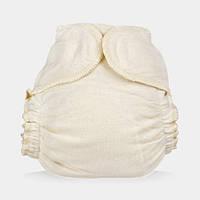 Хлопковые трусики для новорожденных на липучках
