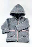 Курточка дитяча-шерстифлісова