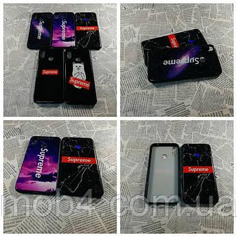 TPU чехол бампер накладка Supreme (Суприм) для Meizu M5 Note