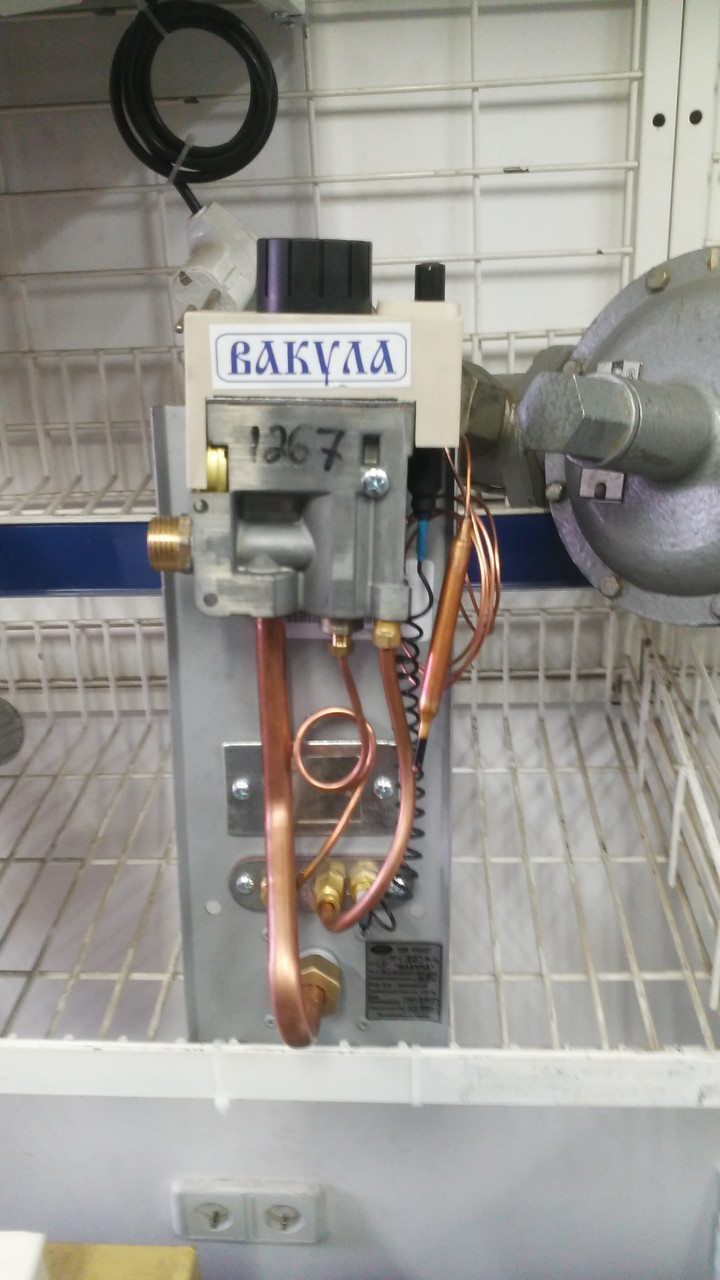 схема газовой автоматики евросит 630
