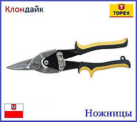 Ножницы по металлу TOPEX 01A427