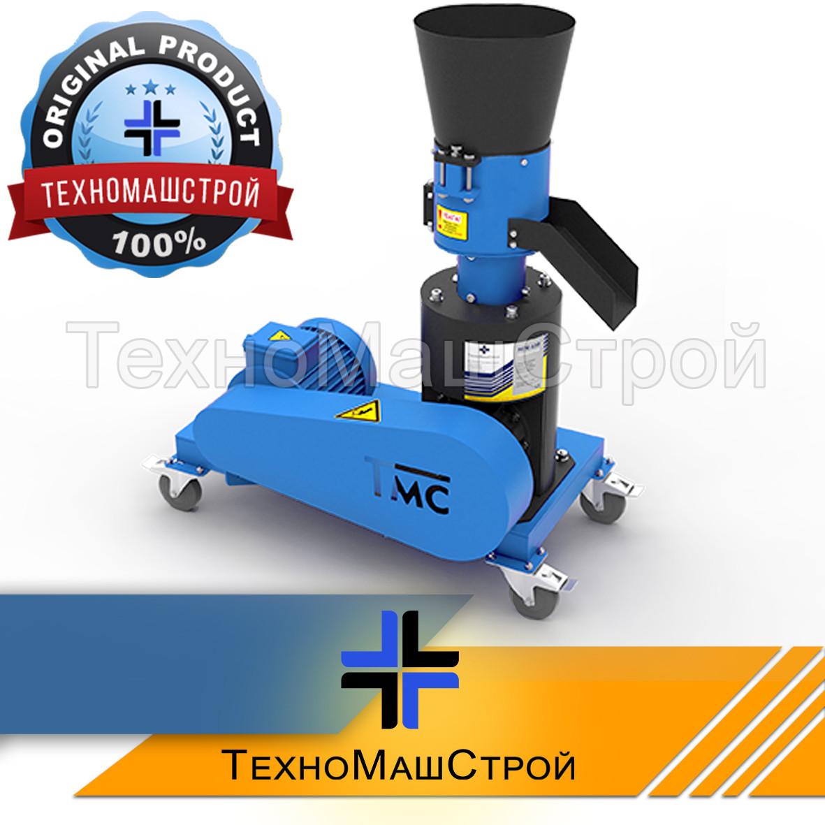 Гранулятор МГК-200, 5.5- 7.5 кВт, 200 кг\час