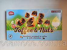 Цукерки Toffee & Nuts Mister CHOC