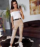 Карго брюки стильные BRT1564, фото 6