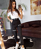 Карго брюки стильные BRT1564, фото 3
