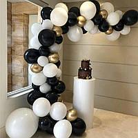 Комплект для создания арки из воздушных шаров 028 (92 ШТ)